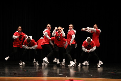 10 Emmaus High School Dance Team