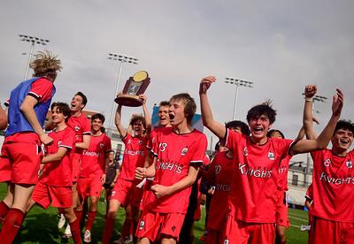 Photos: Fairvew Vs. Cherry Creek State Soccer Championship