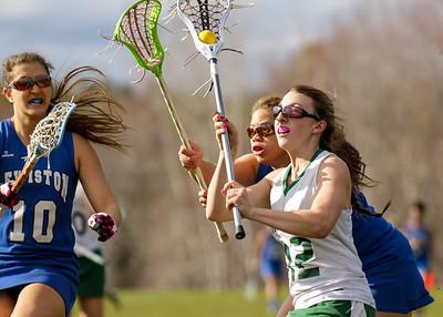 2015 Oxford Hills vs.Lewiston Girls' Lacrosse