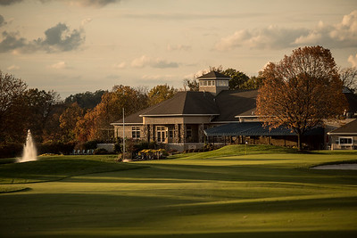Golf course fall 2017