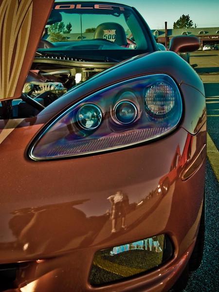 Ridgepark Square car show 2010