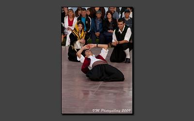 Greek Dancing Performance in MTL