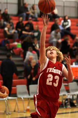 Boys 8A Basketball - 2010-2011 - 12/6/2010 Grant