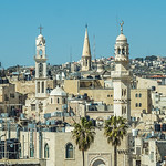 Towers above Bethlehem
