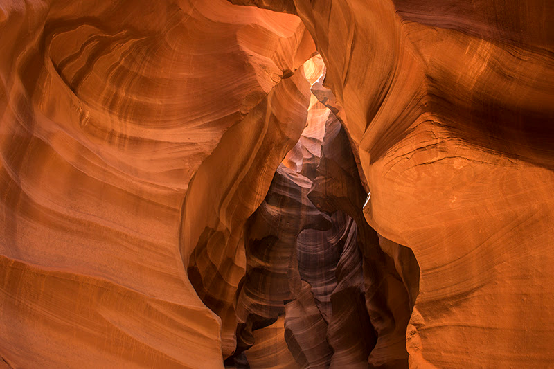 Photo Location Guide - Antelope Canyons