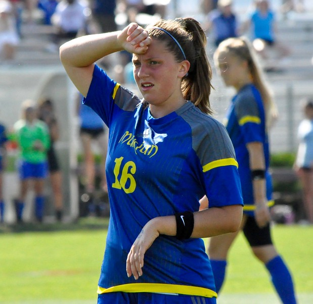 Birmingham Marian defeated Grand Rapids Forest Hills Northern, 4-2, in the Division 2 girls soccer championship game on Saturday, June 16, 2018. (Photo gallery by Dan Fenner/The Oakland Press)