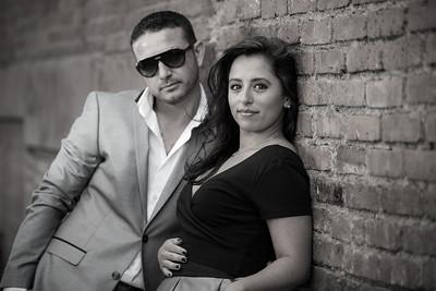 Lina & Gaston's Engagement Photo Shoot
