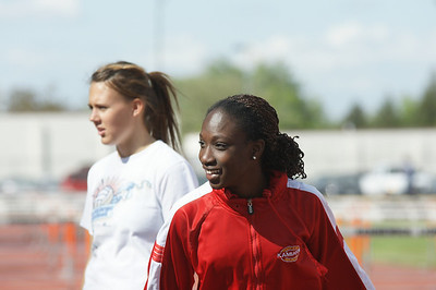 State Track Meet, May, 2009