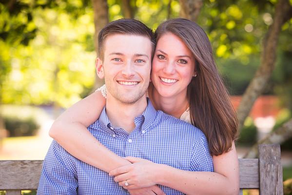 Emily + Adam Engagement