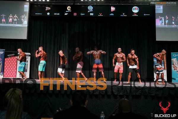 IFBB Mens Physique Prejudging