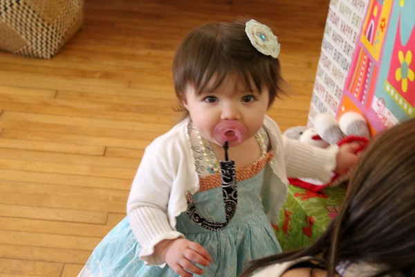 Sophia's First Birthday