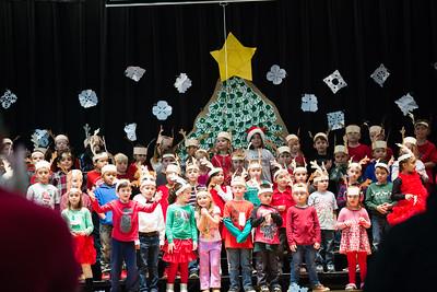 Kindergarten Holiday Recital