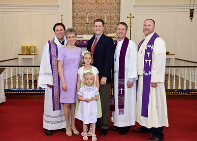 Easter Party & First Communion