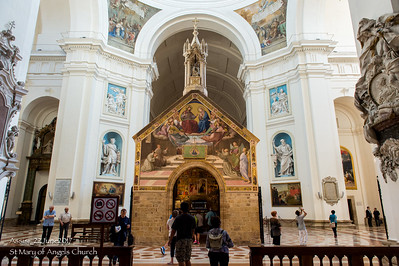 Assisi_St Mary of Angels Church