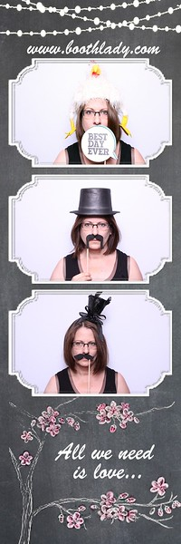 The Booth Lady Photo Booth Photo Strips