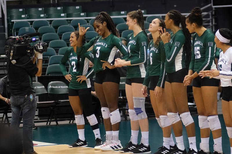 UH Wahine vs. Marquette 8/28/21