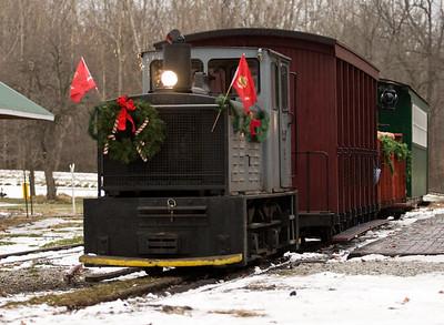Christmas 2008 at Hesston