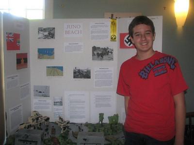 2010 - Toronto West Regional Heritage Fair