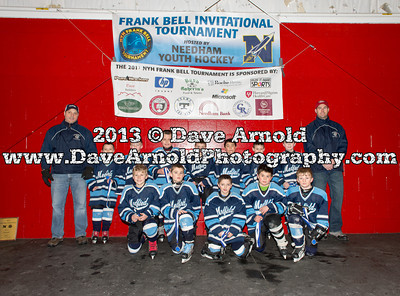 2/18/2013 - Mite A Championship - Holy Name vs Medfield