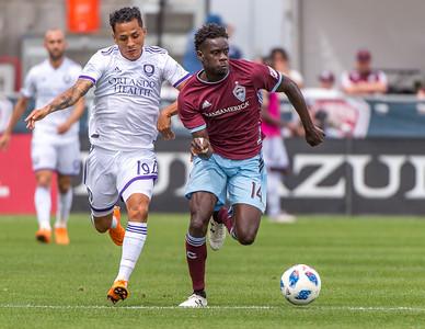 Colorado Rapids vs Orlando City SC - MLS Soccer - 2018-04-29
