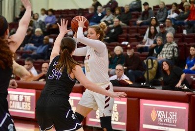 Walsh Women's Basketball 3.05.19