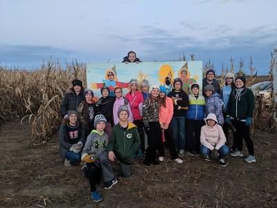 2018-2019 Elementary activities