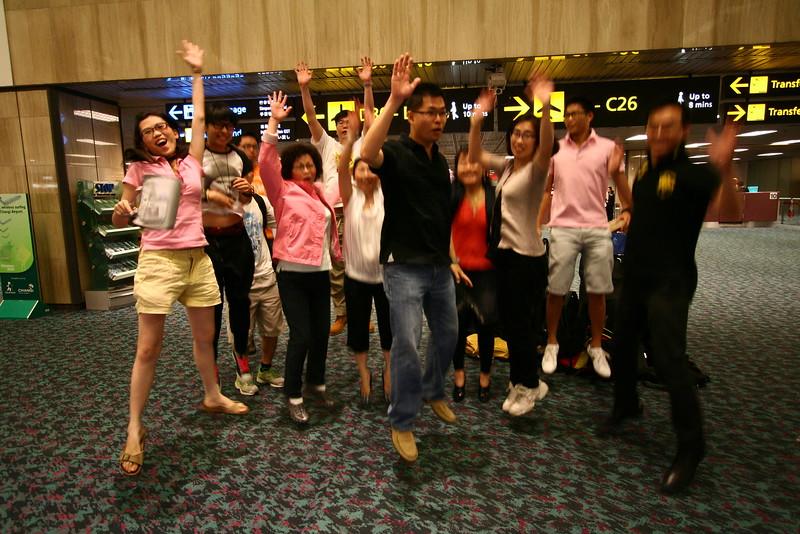 20100607 - 新加坡亞太大會Day5