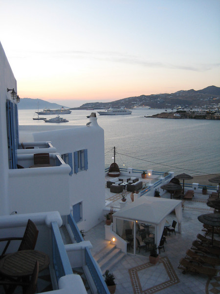 Our Home in Mykonos