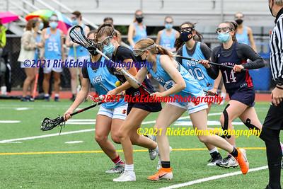 Nathan Hale @ NSI Women's Varsity Lacrosse