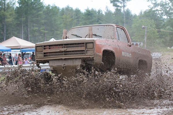 Northwoods Mud Run 2017