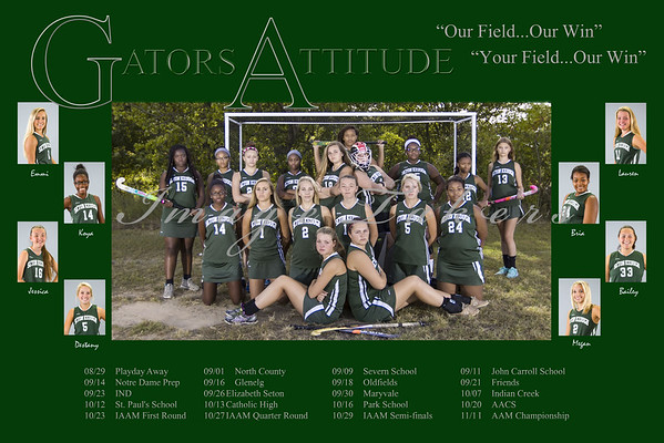 2015-2016 SKHS Field Hockey