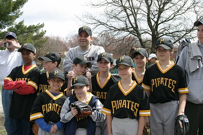 Newton Little League -- Opening Parade -- 27 April 2003
