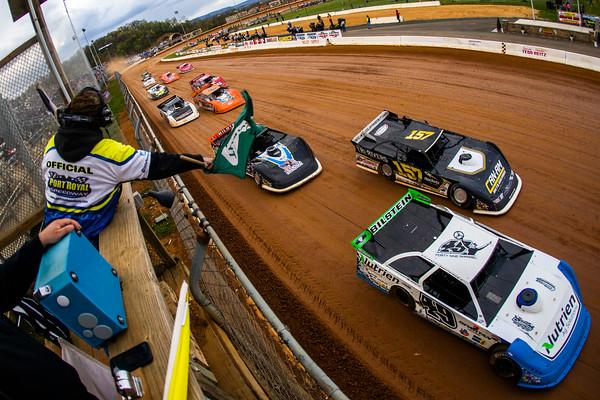 Port Royal Speedway (PA) 4/18