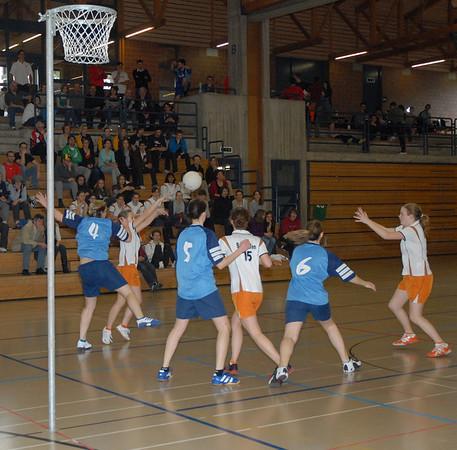 Korbball: SH-Cupfinal