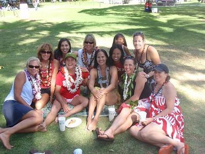32nd Annual Na Wahine O Ke Kai 9-26-2010