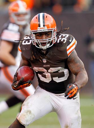 Browns Nov. 25, 2012