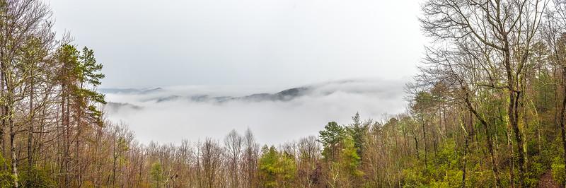 Rainy Mountain Day - 2-11-21