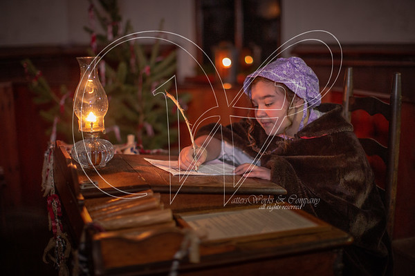 Old Bedford Village Candlelit Christmas 2018