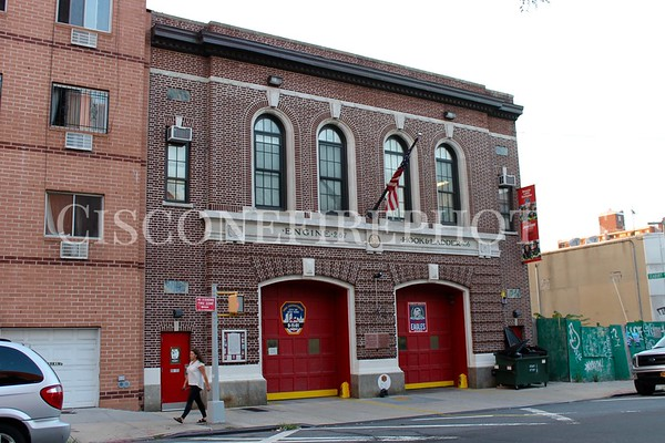 Engine 287 - Ladder 136 - Battalion 46 - SSL 136