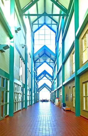 Triangular Corridor