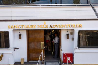 Sanctuary Nile Adventurer