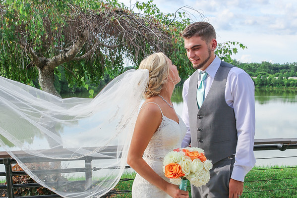 Sammi + Taylor = Married!