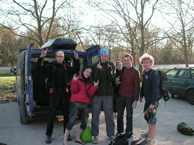 Fontainebleau SKK-trip 2007