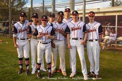 Varsity Baseball Scrimmage v Thomas Jefferson 3/9/20