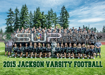 2015 JACKSON FOOTBALL PHOTO DAY
