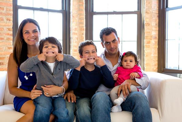 Patel Family Session