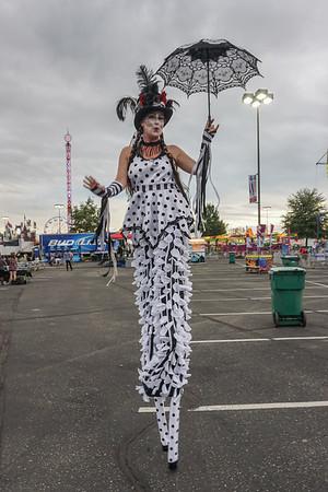 Stilt-Circus