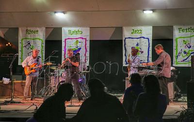 Spyro Gyra at the River Raison Jazz Festival 2014