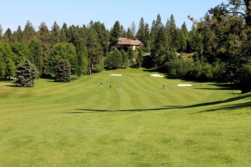 #16, Hangman Valley GC,  Spokane, Wa