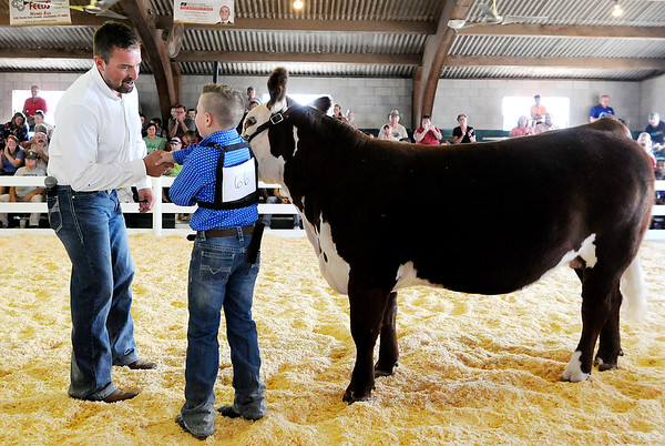 7/23/19 Tuesday at the 4-H Fair